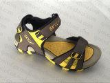 Ботинки сандалии людей PU с подошвой MD (RF16283)