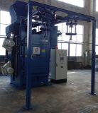 アルミ鋳造のショットブラスト機械