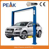 Zubehör Cleanfloor Typ - 2 Pfosten-Pfosten-Auto-Aufzug mit 4500kgs