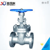 API600 ANSI 주철강 탄소 강철 150lb RF 게이트 밸브