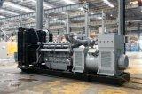200kw silenciosa resfriada a água de alimentação Gerador Diesel Grupo Gerador