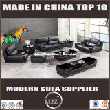 Il nuovo disegno dell'Italia con il sofà di cuoio puro ha impostato (LZ-1588)