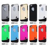iPhone 7/6s/6를 위한 창조적인 내진성 기갑 방어적인 상자 플러스
