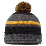 Chapéu feito malha chapéu do Beanie do chapéu do jacquard do chapéu de POM POM