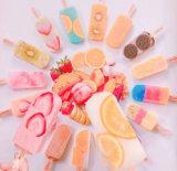 A máquina do Popsicle pode fazer o sabor diferente /Popsicle