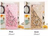 3D 다이아몬드 Laser iPhone를 위한 녹는 무지개 상자 6 6s 플러스