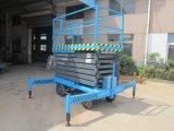 500kg hydraulische 9m Scissor Aufzug-Tisch (SJZ0.5-9)