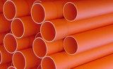 [ب], [بّ], [أبس], محبوب لون [مستربتش] بلاستيك برتقاليّ يهندس أنابيب [مستربتش] [فوود غرد]