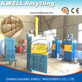 Überschüssige Plastik-/Papier-/Flaschen-Ballenpresse-Maschine für Behälter-hydraulische Ballenpresse