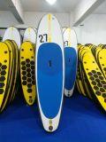 La citazione gonfiabile /Inflatable del surf della pala del Sup si leva in piedi in su la scheda di spuma della scheda di pala/PVC/si leva in piedi in su la scheda di pala