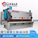 Máquina que pela 3200m m mecánica del metal de hoja del esquileo del CNC de la fabricación de QC11k 6m m con A62s