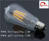 2017 nuevo bulbo E27 del filamento del estilo LED con la UL del Ce