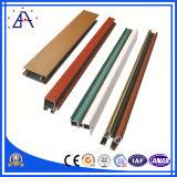 Polvo de alta calidad del recubrimiento de aluminio Extrusiones Perfil