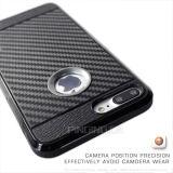 プラスSamsung S7のiPhone 7/6のための新しいTPUの電話箱