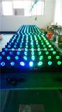 8X10W 4in1 RGBW heller LED-Träger-Stab-bewegliches Hauptlicht drehend