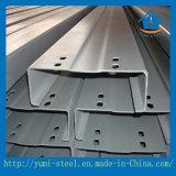 Purlins galvanizados do telhado do frame da seção de C para a oficina de aço