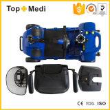 Медицинское оборудование терапией реабилитации складывая отделяемый электрический самокат удобоподвижности для взрослого