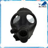 Preiswertes blaues GlasWaterpipe mit Gasmaske