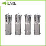 Alloggiamento puro della cartuccia di filtro dall'acqua del Aqua industriale dell'acciaio inossidabile