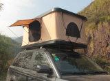 Première tente permanente de toit dur d'interpréteur de commandes interactif