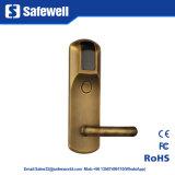 Yello RFシステムが付いている青銅色の環境亜鉛合金のホテルのドアロック
