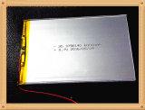 Batterie 6000 heure-milliampère de tablette de la grande capacité 3.7 V batteries au lithium chaque de marque rechargeables universelles de tablette 3790140