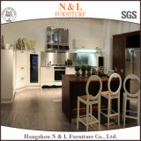 N & L bordo da mobília da cozinha do estilo do abanador venderam a madeira feita