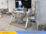 500L Ss304 que cocina la caldera vestida de la calefacción de petróleo de la caldera para la salsa y el atasco