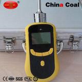ポンプ携帯用手持ち型のデジタルホルムアルデヒドCH2oのガス探知器