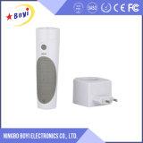 Diodo emissor de luz pequeno da luz da noite do sensor de movimento do plugue de parede