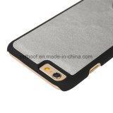Contraportada del cuero de los accesorios del teléfono móvil para iPhone7