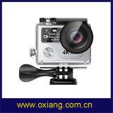 Mini cámara del deporte bajo el agua 30m Acción inalámbrica, movimiento de cámara 4k, Bionz X Procesador de Imágenes, Wi-Fi y funciones NFC
