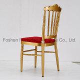 O banquete barato Chiavari preside as cadeiras de bambu do casamento do ouro