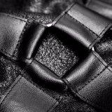 Het nieuwe Vest van de Mensen van de Riemen van het Leer van het Kostuum Militaire Sleeveless (t-464)