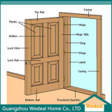 Portelli di legno di alta qualità per il progetto (WDH929)