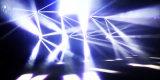 De professionele 8PCS*12W4in1 RGBW LEIDENE Straal die van de Spin HoofdLicht bewegen