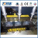 machine en plastique automatique de soufflage du corps creux 3L avec 3 porte-coussinets