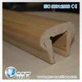 Extrusão Plástica do Produto do Painel de Teto do PVC WPC Que Faz a Linha da Maquinaria
