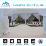Grande barraca luxuosa ao ar livre do fachada do partido para a exposição do casamento do evento