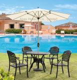 Paraguas derecho del paraguas del parasol de playa del parasol al aire libre del jardín