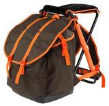 Grand sac à dos orange Sh-16101309 de pêche de chasse