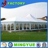 Ткань с покрытием PVC для шатра выставок и свадебного банкета высокого пика