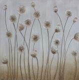 Peinture à l'huile fabriquée à la main de qualité pour la décoration de mur