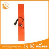 220V 10kw Flatnes Slicone flexible heiße Gummiplatte