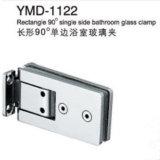 ステンレス鋼フレームのガラスドアのハードウェアの付属品ガラスクランプ
