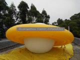 광고를 위한 팽창식 UFO 헬륨 풍선
