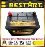 Gedichtete Automobilbatterie Bci 24r für südamerikanisches