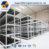 Mezzanine multiniveaux en acier d'entrepôt avec la qualité