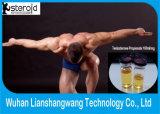 Petróleo CAS 57-85-2 do teste do petróleo do Propionate 100mg/Ml da testosterona para o bombeamento do músculo