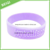 Atacado Eco-Friendly Custom Custom Silicone Bracelet
